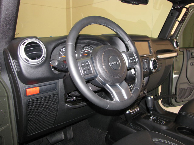 2015 Jeep Wrangler Unlimited Rubicon Hard Rock Jacksonville , FL 45