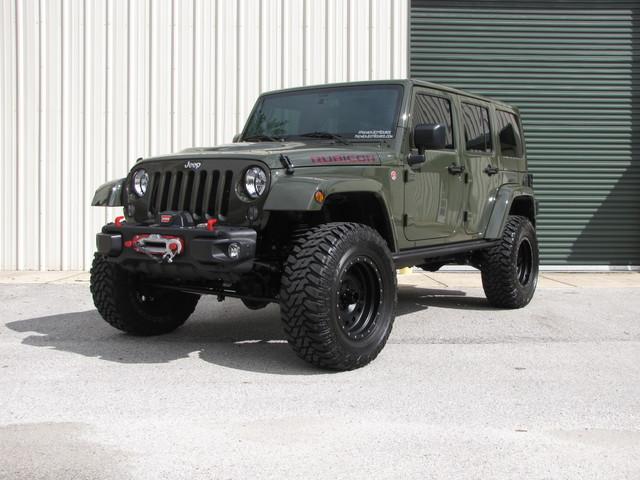 2015 Jeep Wrangler Unlimited Rubicon Hard Rock Jacksonville , FL 1