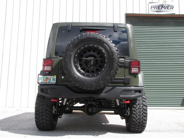 2015 Jeep Wrangler Unlimited Rubicon Hard Rock Jacksonville , FL 8
