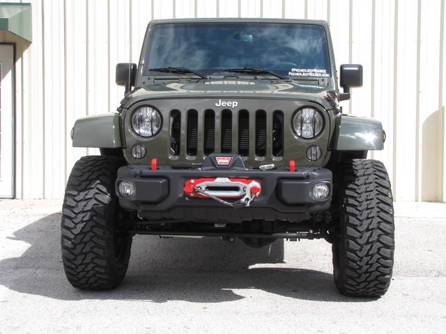 2015 Jeep Wrangler Unlimited Rubicon Hard Rock Jacksonville , FL 13