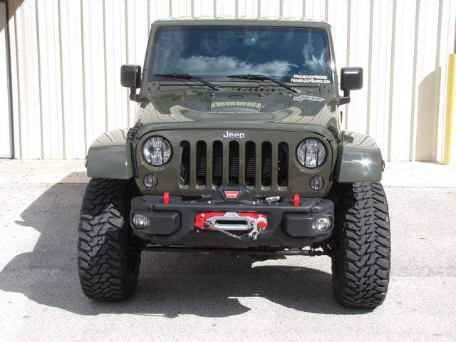 2015 Jeep Wrangler Unlimited Rubicon Hard Rock Jacksonville , FL 16
