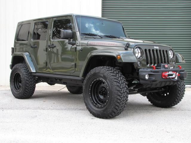 2015 Jeep Wrangler Unlimited Rubicon Hard Rock Jacksonville , FL 2