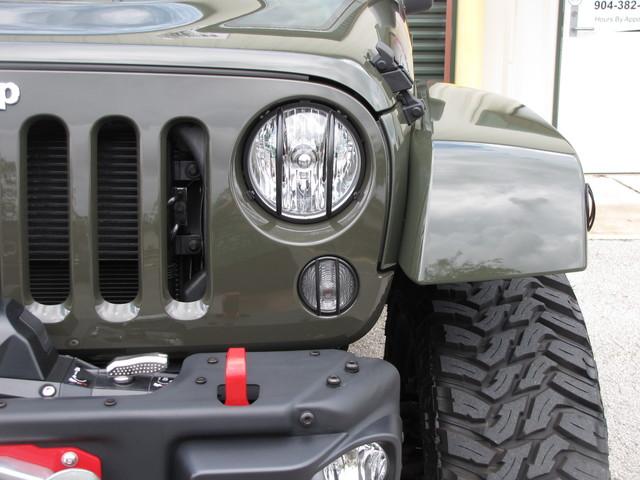2015 Jeep Wrangler Unlimited Rubicon Hard Rock Jacksonville , FL 15