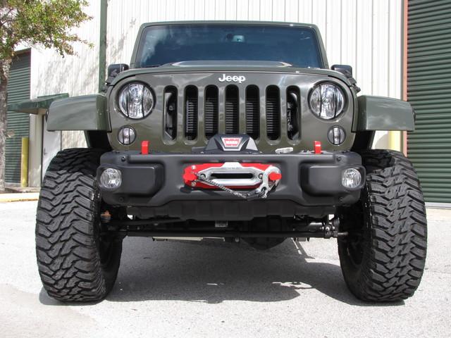 2015 Jeep Wrangler Unlimited Rubicon Hard Rock Jacksonville , FL 5