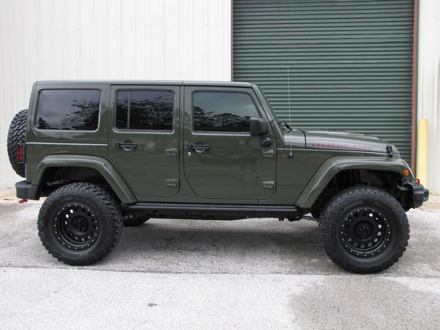 2015 Jeep Wrangler Unlimited Rubicon Hard Rock Jacksonville , FL 7