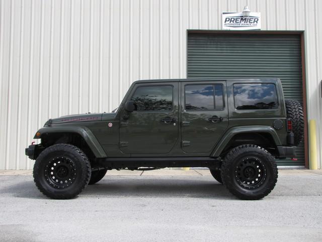 2015 Jeep Wrangler Unlimited Rubicon Hard Rock Jacksonville , FL 6