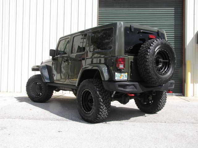 2015 Jeep Wrangler Unlimited Rubicon Hard Rock Jacksonville , FL 3