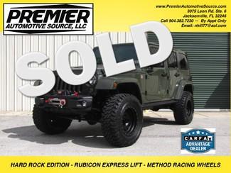 2015 Jeep Wrangler Unlimited Rubicon Hard Rock Jacksonville , FL