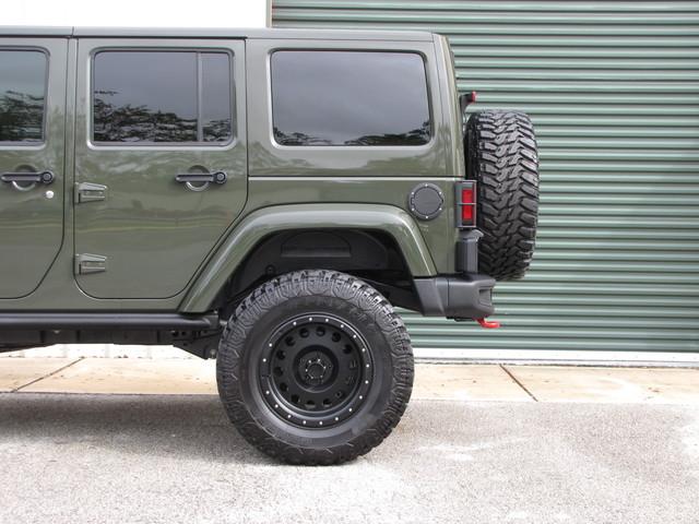 2015 Jeep Wrangler Unlimited Rubicon Hard Rock Jacksonville , FL 10