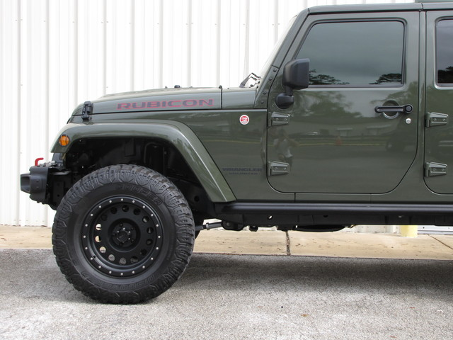 2015 Jeep Wrangler Unlimited Rubicon Hard Rock Jacksonville , FL 9
