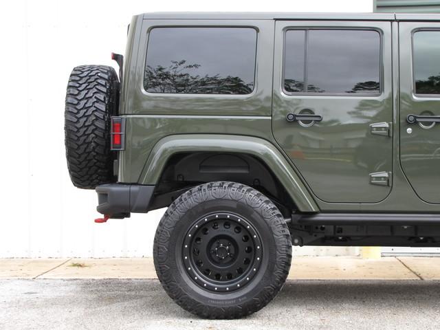 2015 Jeep Wrangler Unlimited Rubicon Hard Rock Jacksonville , FL 11