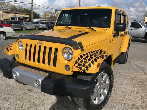 2015 Jeep Wrangler Unlimited Sahara in Lake Charles, Louisiana