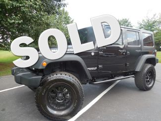 2015 Jeep Wrangler Unlimited Rubicon 6-Speed Manual Leesburg, Virginia