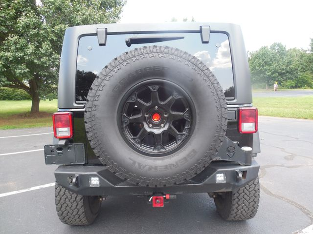 2015 Jeep Wrangler Unlimited Rubicon 6-Speed Manual Leesburg, Virginia 8