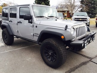 2015 Jeep Wrangler Unlimited Sport LINDON, UT 3