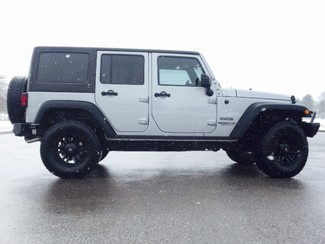 2015 Jeep Wrangler Unlimited Sport LINDON, UT 8