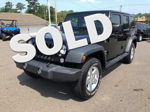 2015 Jeep Wrangler Unlimited in Little Rock AR
