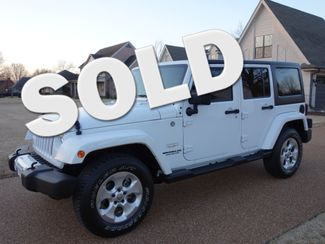 2015 Jeep Wrangler Unlimited in Marion Arkansas