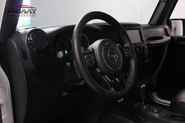 2015 Jeep Wrangler Unlimited Altitude Merrillville, Indiana 9