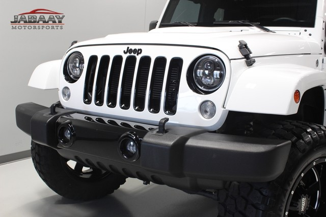 2015 Jeep Wrangler Unlimited Altitude Merrillville, Indiana 29