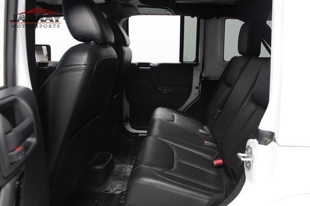 2015 Jeep Wrangler Unlimited Altitude Merrillville, Indiana 12