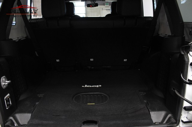 2015 Jeep Wrangler Unlimited Altitude Merrillville, Indiana 22