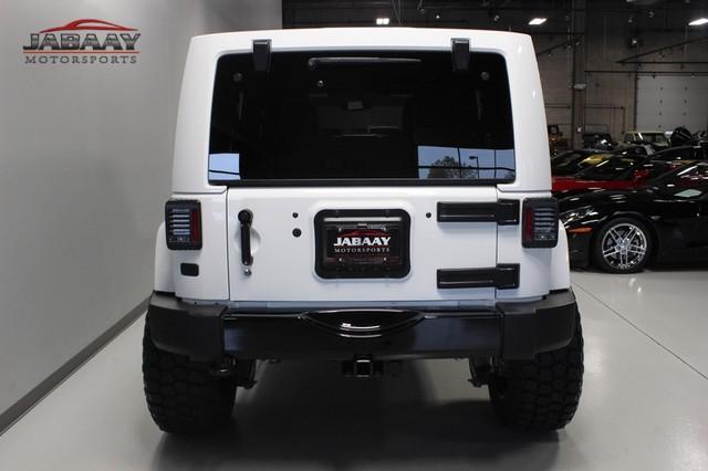 2015 Jeep Wrangler Unlimited Altitude Merrillville, Indiana 3