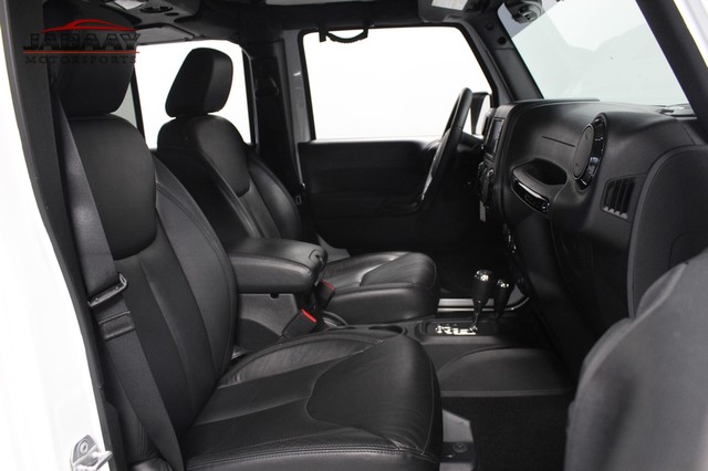 2015 Jeep Wrangler Unlimited Altitude Merrillville, Indiana 15