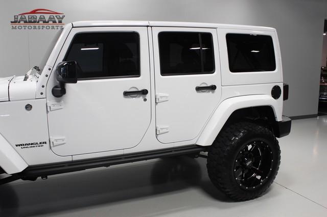 2015 Jeep Wrangler Unlimited Altitude Merrillville, Indiana 33