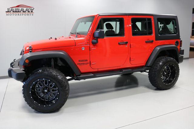 2015 Jeep Wrangler Unlimited Sport Merrillville, Indiana 26