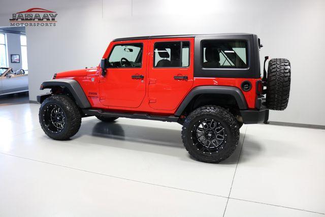 2015 Jeep Wrangler Unlimited Sport Merrillville, Indiana 34