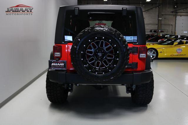 2015 Jeep Wrangler Unlimited Sport Merrillville, Indiana 3