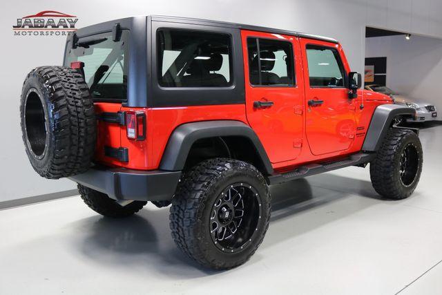 2015 Jeep Wrangler Unlimited Sport Merrillville, Indiana 4