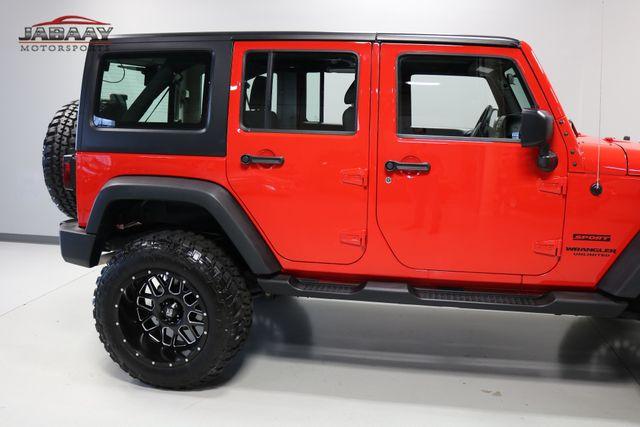 2015 Jeep Wrangler Unlimited Sport Merrillville, Indiana 35