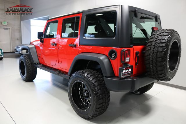 2015 Jeep Wrangler Unlimited Sport Merrillville, Indiana 2