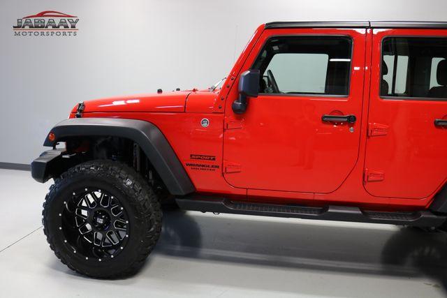 2015 Jeep Wrangler Unlimited Sport Merrillville, Indiana 29