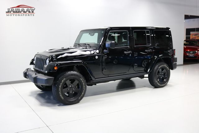 2015 Jeep Wrangler Unlimited X Merrillville, Indiana 34