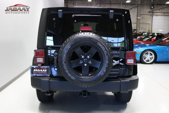 2015 Jeep Wrangler Unlimited X Merrillville, Indiana 3