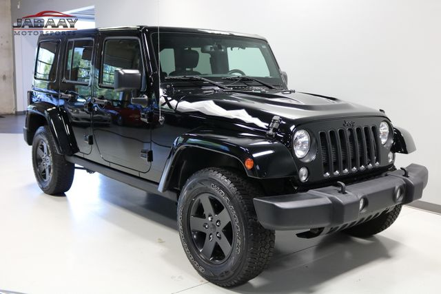 2015 Jeep Wrangler Unlimited X Merrillville, Indiana 6