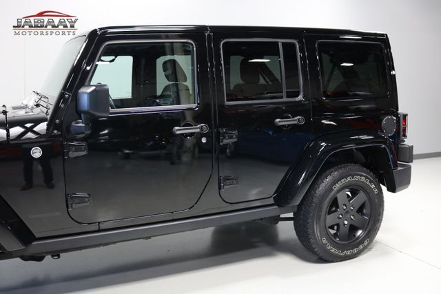 2015 Jeep Wrangler Unlimited X Merrillville, Indiana 33