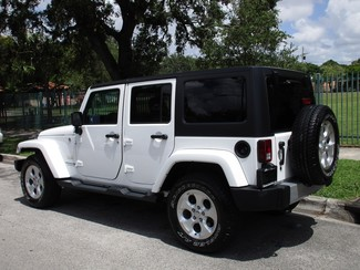 2016 Jeep Wrangler Unlimited Sahara Miami, Florida 2