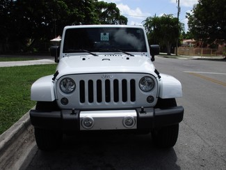 2016 Jeep Wrangler Unlimited Sahara Miami, Florida 6