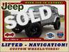 2015 Jeep Wrangler Unlimited Sahara 4x4 - LIFTED - NAVIGATION! Mooresville , NC