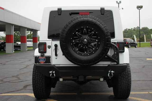 2015 Jeep Wrangler Unlimited Rubicon Mooresville , NC 5