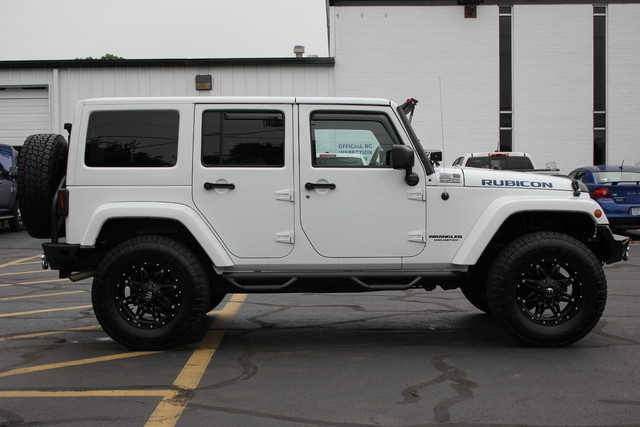2015 Jeep Wrangler Unlimited Rubicon Mooresville , NC 7