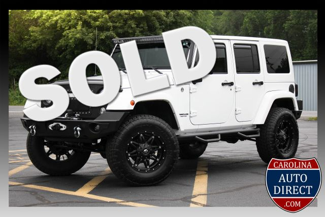 2015 Jeep Wrangler Unlimited Rubicon Mooresville , NC 0