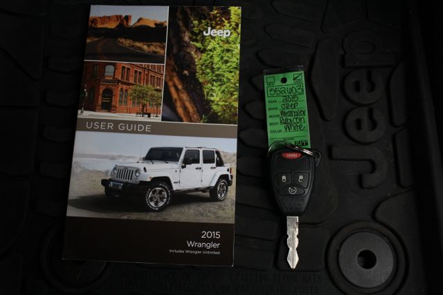 2015 Jeep Wrangler Unlimited Rubicon Mooresville , NC 45