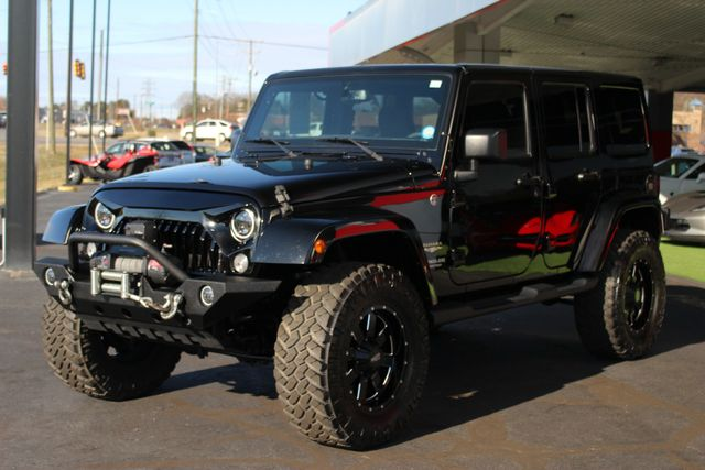 2015 Jeep Wrangler Unlimited Sahara 4x4 - LIFTED - $6K IN EXTRA$! Mooresville , NC 25