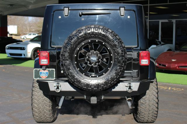 2015 Jeep Wrangler Unlimited Sahara 4x4 - LIFTED - $6K IN EXTRA$! Mooresville , NC 19