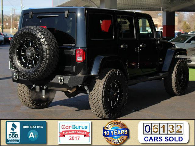 2015 Jeep Wrangler Unlimited Sahara 4x4 - LIFTED - $6K IN EXTRA$! Mooresville , NC 2